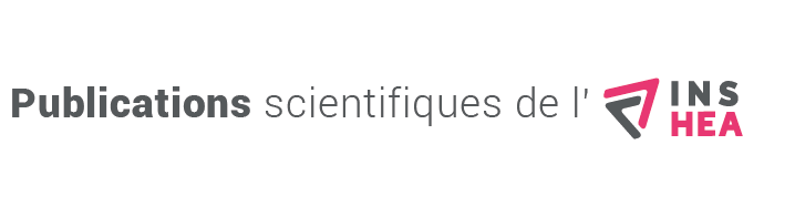 Publications scientifiques INSHEA